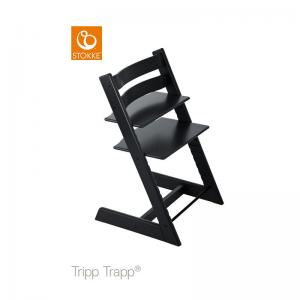 Stokke Tripp Trapp Stol Classic Collection Black