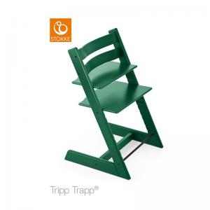 Stokke Tripp Trapp Stol Classic Collection Forest Green