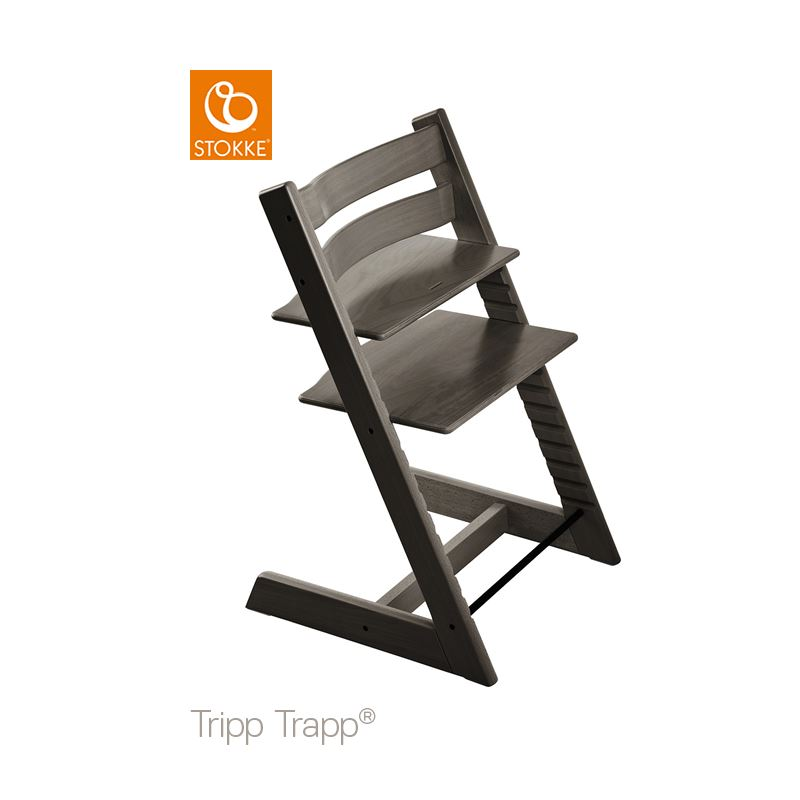 Stokke Tripp Trapp Stol Classic Collection Hazy Grey
