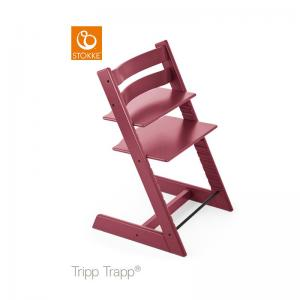 Stokke Tripp Trapp Stol Classic Collection Heather Pink