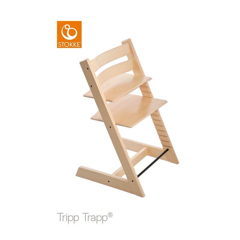 stokke stol Stokke Tripp Trapp Chair Classic Collection Natural stokke stol