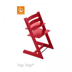 Stokke Tripp Trapp Stol Classic Collection Red