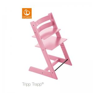 Stokke Tripp Trapp Chair Classic Collection Soft Pink