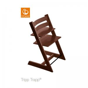 Stokke Tripp Trapp Stol Classic Collection Walnut Brown