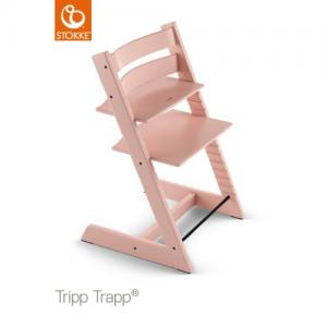 Stokke Tripp Trapp Stol Classic Collection Serene Pink