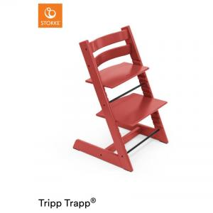 Stokke Tripp Trapp Stol Classic Collection Warm Red