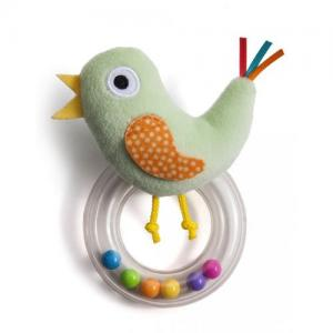 Taf Toys Ring Rattle Cheeky Chicken