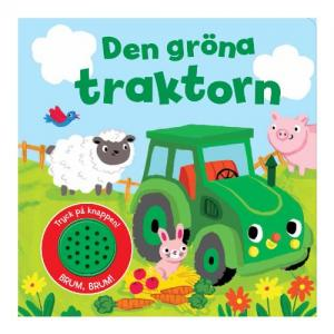 The Green Tractor (Book with Sound)