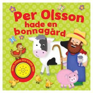 Per Olsson Had A Farm Book (With Sound)