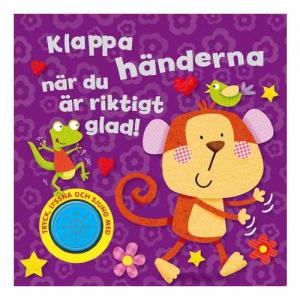 Per Olsson If You're Happy and You Know It (Clap Your Hands) Book with sound