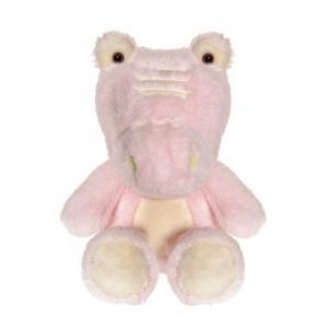 Teddykompaniet Cool Crocs Krokodil Sittande Rosa