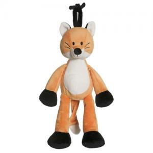Teddykompaniet Diinglisar Music Box Fox