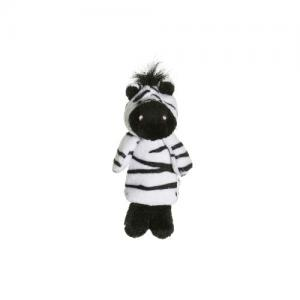 Teddykompaniet Fingerdocka Zebra