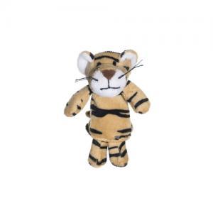 Teddykompaniet Fingerdocka Tiger