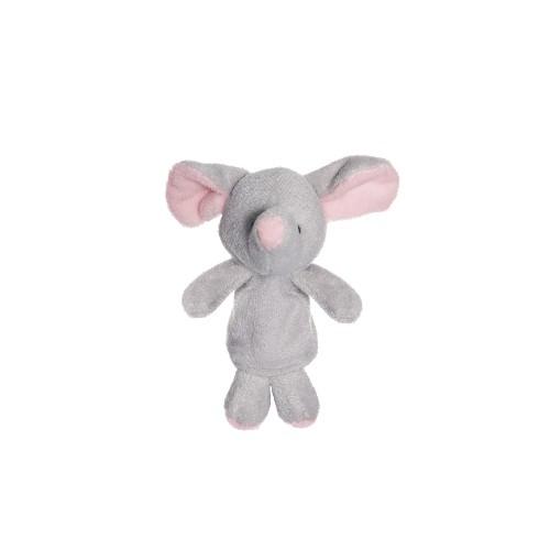 Teddykompaniet Finger Puppet Elephant