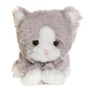 Teddykompaniet Katt Dreamies Grå 14 cm