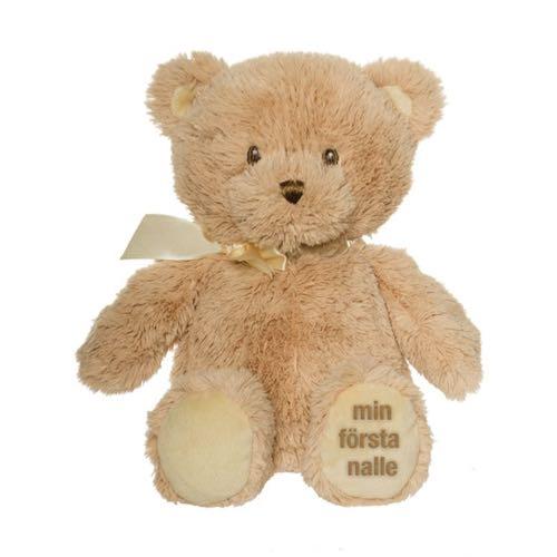 Teddykompaniet Min Första Nalle Liten