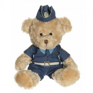 Teddykompaniet Police Teddy Lage