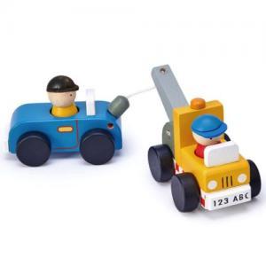 Tender Leaf Toys Bärgningsbil