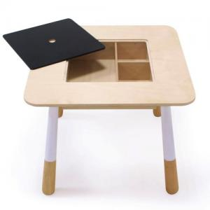 Tender Leaf Toys Table With Box - Wood