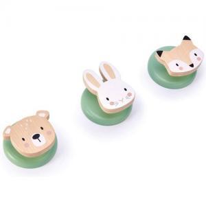 Tender Leaf Toys Hooks Animals