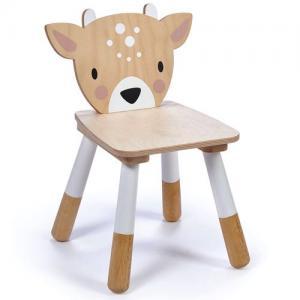 Tender Leaf Toys Stol Rådjur - Trä