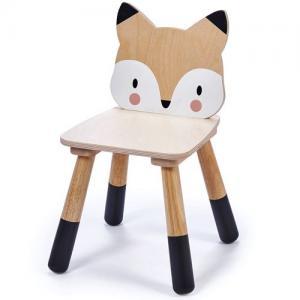 Tender Leaf Toys Chair Fox - Wood