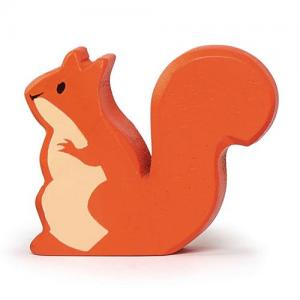 Tender Leaf Toys Wooden Animal Squirrel