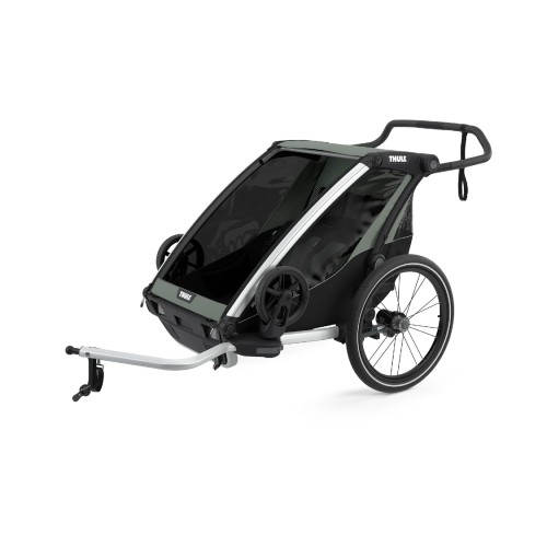 Thule Chariot Lite 2 Promenadvagn - Agave Grön