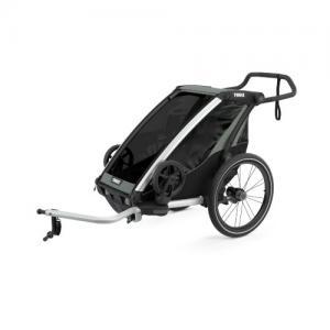 Thule Chariot Lite Promenadvagn - Agave Grön