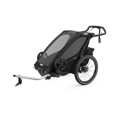 Thule Chariot Sport Multisportvagn - Midnight Svart