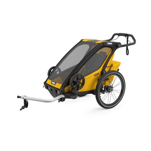Thule Chariot Sport Multisportvagn - Spectra Gul