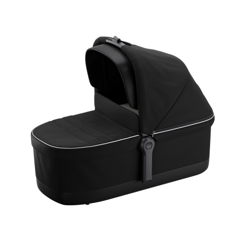 Thule Sleek Bassinet Midnight Black