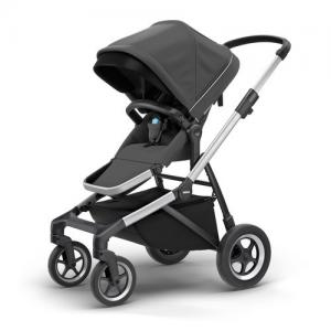 Thule Sleek Stroller ALU / SHADOW GREY