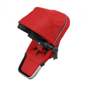 Thule Sleek Sibling Seat Energy Red