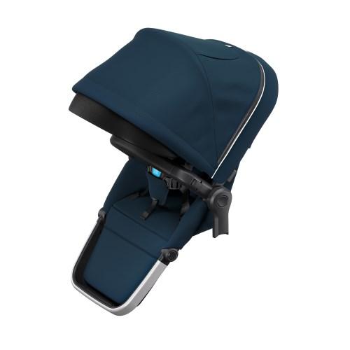 Thule Sleek Syskonsittdel ALU / NAVY BLUE