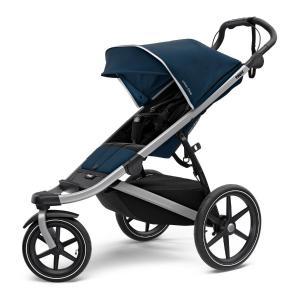 Thule Urban Glide 2 Jogging Stroller - Alu Chassis / Majolica Blue (Ny)