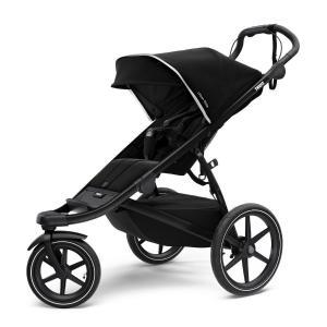 Thule Urban Glide 2 Jogging Stroller - Black Chassis / Black (Ny)