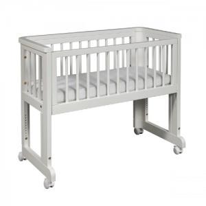 Troll Möbler Bed Side Crib Sun Vit