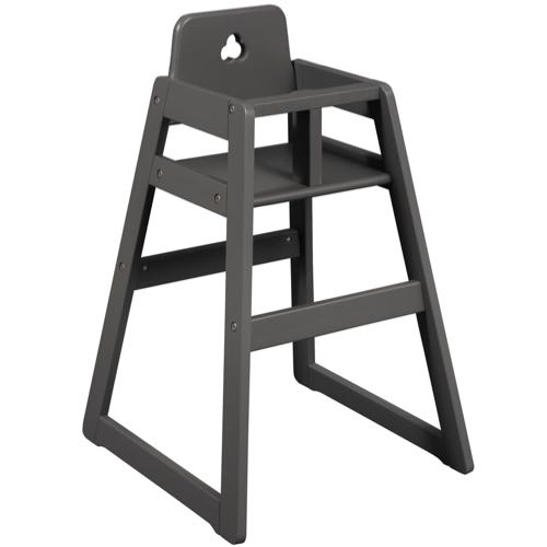 Troll Furniture Marita Baby Chair Seal Grey