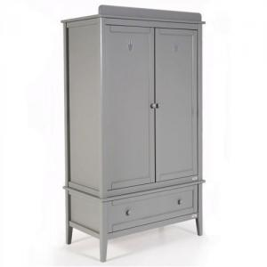 Troll Furniture Royal Wardrobe Grey