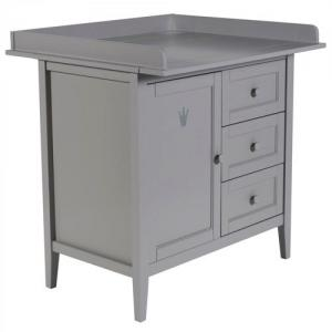 Troll Furniture Royal Changing Table Grey