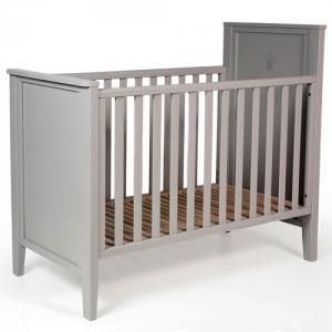 Troll Nursery Furniture Royal Crib Grey