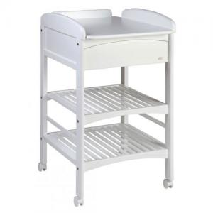 Troll Furniture LUX Changing Table With A Drawer And Shelves