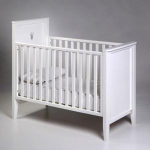 Troll Nursery Furniture Royal Crib White