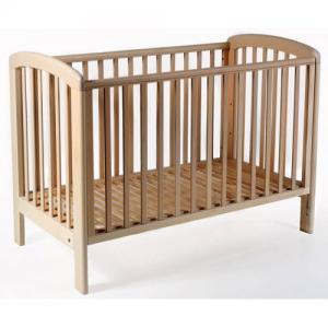 Troll Furniture LUX Crib White - Wash