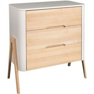 Troll Furniture Torsten Dresser White/Nature