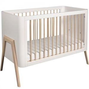Troll Furniture Torsten Crib White/Nature
