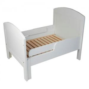 Troll Furniture Viktor Extendable Bed White