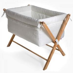 Troll Furniture X-Crib Mini Bed White Incl Mattress
